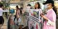 Korban Malpraktik Oplas, Belasan Wanita Tiongkok Protes di Korsel