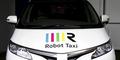 Jepang Kembangkan Taksi Tanpa Awak