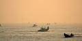 Kabut Asap Bikin Nelayan Nyasar di Tengah Laut