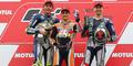 Klasemen MotoGP: Rossi Kokoh di Puncak