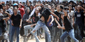 Liput Bentrokan, Wartawan Diinjak & Ditendangi Mahasiswa