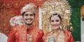 Mario Irwinsyah-Ratu Anandita Resmi Menikah