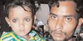 Polisi India Jadikan Balita 2 Tahun Tersangka Pencurian