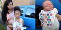 Polisi Kecele Boneka Dikira Bayi, Kaca Mobil Dipecah
