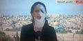 Reporter Wanita Digranat Israel Saat Liput Bentrokan
