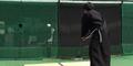 Samurai Tebas Bola Bisbol Berkecepatan 160 Km/Jam