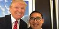 Sayembara Donald Trump: Hidup atau Mati Hadiah Rp 1,4 M
