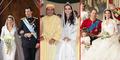 5 Pesta Pernikahan Bangsawan Termewah Abad Ini