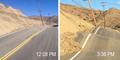 Aneh, Jalan di AS Ini Jadi Bergelombang Tanpa Sebab