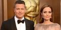 Angelina Jolie-Brad Pitt Pose Intim & Mesra di Majalah Vanity Fair