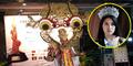 Anindya Kusuma Putri Pakai Kostum Barong di Miss Universe 2015