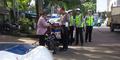 Cari Masalah, Pemotor Lawan Arus Serobot Iringan Wapres JK Ditangkap
