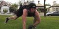 Crunning, Olahraga Unik Berlari Sambil Merangkak
