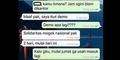 Dapat Pesan WhatsApp 'Ngeri' dari Atasan, Pria Ini Batal Demo