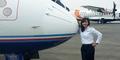 Elesta Apriliana Wulansari Pilot Cantik Asal Brebes