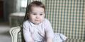 Foto Imut & Cantik Putri Charlotte Berusia 6 Bulan