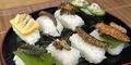 Hiiih, Sushi Ini Dibuat dari Serangga Menjijikkan