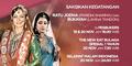 Jadwal Paridhi Sharma & Lavina Tandon 'Jodha Akbar' di Indonesia