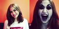 Jessica Iskandar Pamer Video Penampakan Hantu Menyeramkan