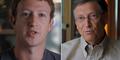 Mark Zuckerberg dan Bill Gates Garap Teknologi Ramah Lingkungan