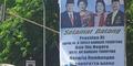 Ngelindur? Jokowi yang Datang Disambut Spanduk Gambar SBY