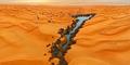 Oasis Terindah Di Tengah Padang Pasir Libya
