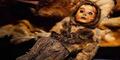 Para Pemburu Temukan Mumi Bayi Mirip Boneka