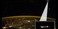Penampakan UFO di Stasiun Luar Angkasa