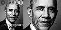 Perjuangkan Nasib LGBT, Obama Jadi Cover Majalah Gay
