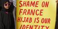 Sah! Perancis Tetap Larang Penggunaan Jilbab