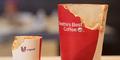 'Scoff-ee cup' Gelas Kopi KFC Yang Bisa Dimakan