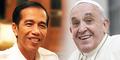 Tahun Depan Jokowi Diundang ke Vatikan, 2017 Gantian Paus ke Indonesia