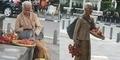 Tak Kenal Lelah, Nenek Jualan Buah di Malioboro Bikin Netizen Sedih