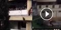 Video Atraksi Flying Fox di Kampus Bandung Jatuh ke Tanah