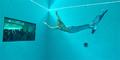 Video Ilaria Molinari Putri Duyung Berenang di Kolam Terdalam Dunia