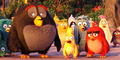 5 Poster Karakter Terbaru The Angry Birds Movie