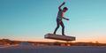 ArcaBoard, Hoverboard yang Bisa Benar-benar Terbang di Udara