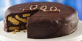 Cara Praktis Buat Cake Biskuit Cokelat Lezat Tanpa Dipanggang