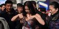 Foto Hot Jiang Qing, Pemenang Kontes Payudara Terindah di Tiongkok