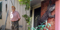Kadal Raksasa dari 'Mars' Hebohkan Australia