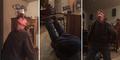 Keren, Kakek Ini Yoga Sambil Bawa Bir di Dahi