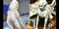 Patung Sphinx Kuno Ditemukan di Tiongkok