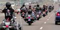Video Konvoi Moge Lawan Arus Dikawal Polisi Bikin Kesal