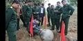 3 Bola Besi dari Antariksa Jatuh di Vietnam