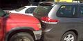 Awas, Modus Baru Begal Tabrak Mobil dari Belakang