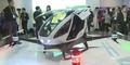 China Pamer Drone Jumbo yang Bisa Angkut Manusia