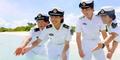 Foto Cantik Tentara Penjaga Laut China Selatan Bikin Klepek-Klepek