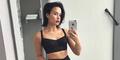 Foto Demi Lovato Selfie Cuma Pakai Pakaian Dalam Seksi