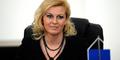 Foto Seksi Presiden Kroasia, Kolinda Grabar Kitarovic Berbikini
