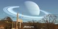 Indahnya Planet Tata Surya Jika Jarak ke Bumi Sedekat Bulan